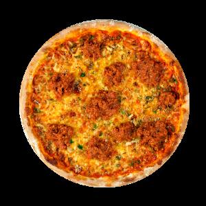 Minipizza Bolognese