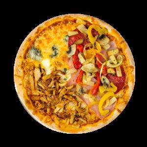Minipizza Wubbo Ockels